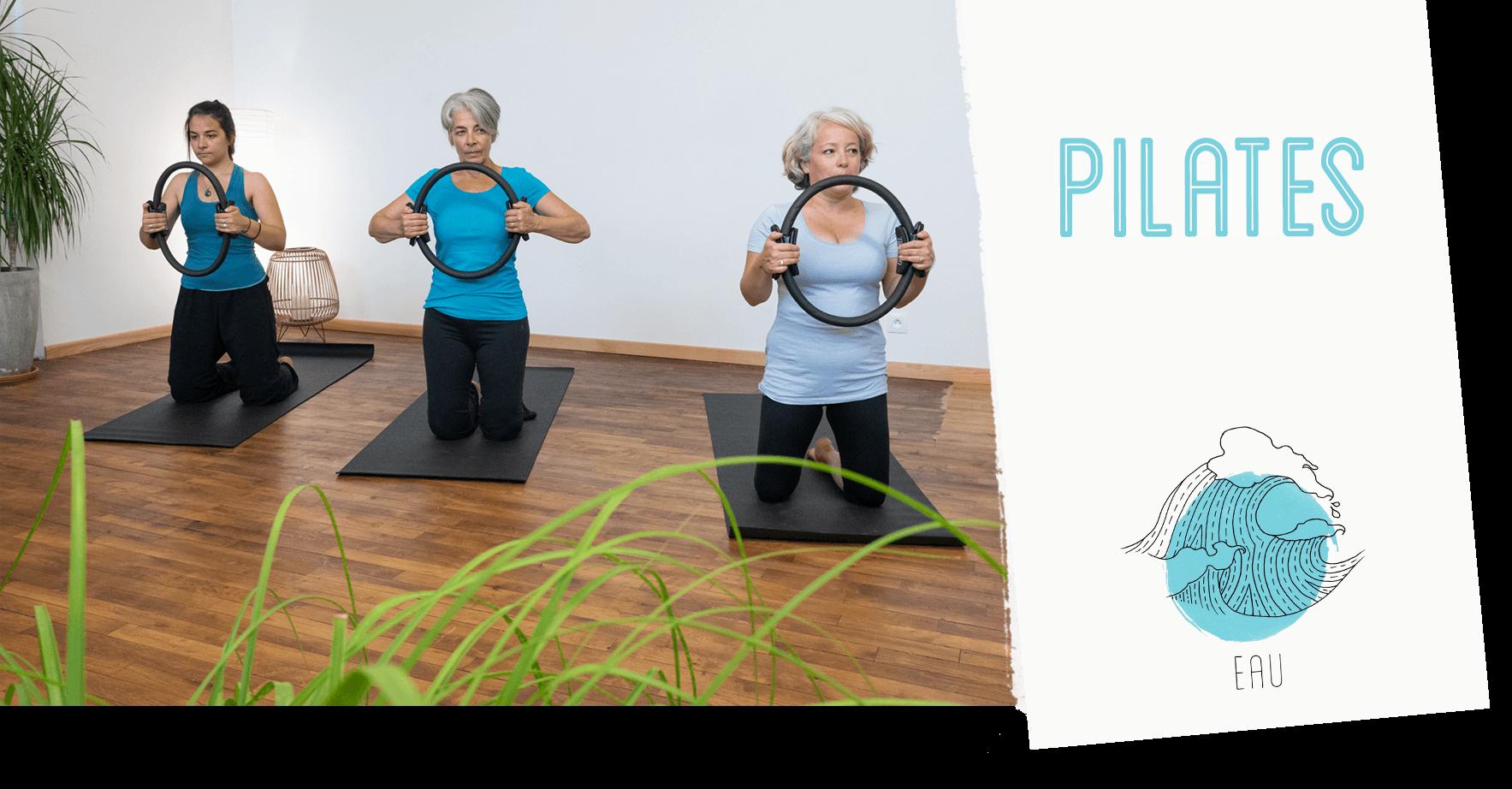 Cours de pilates Argenton