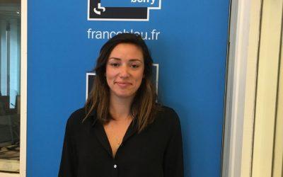 On parle de Yoga à Chateauroux avec France Bleu